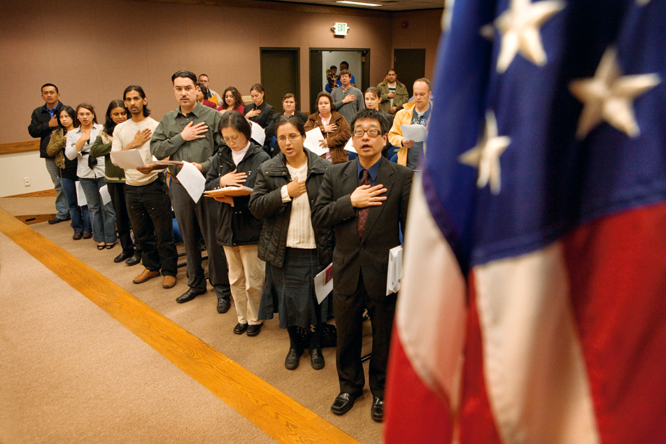 Eligibility Requirements for Naturalization PIC